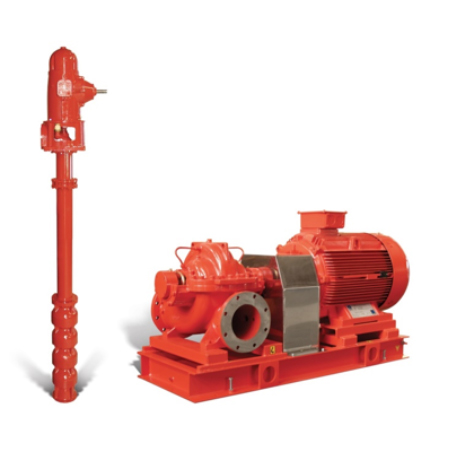FM Approved Fire Fighting Pumps